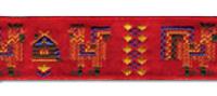 Лента Обереги 24мм (рис.6627)